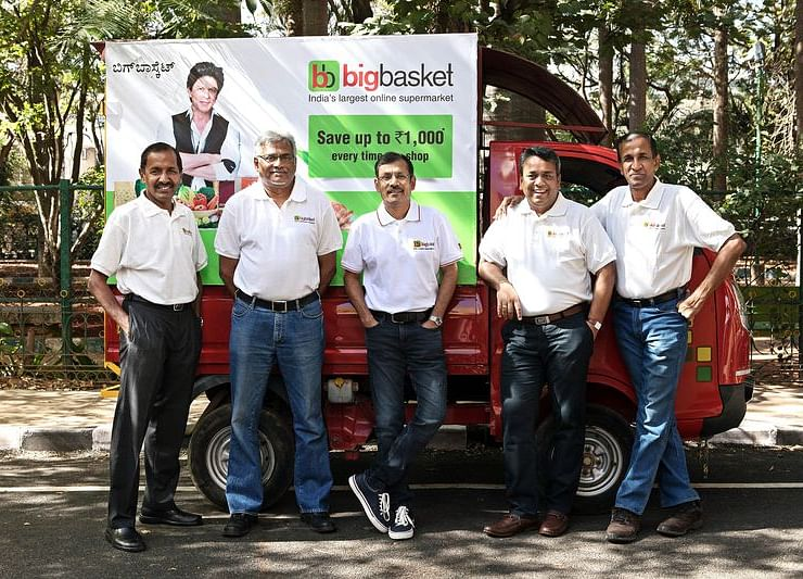 Bigbasket Plans To Significantly Increase Electric Vehicles In Delivery Fleet