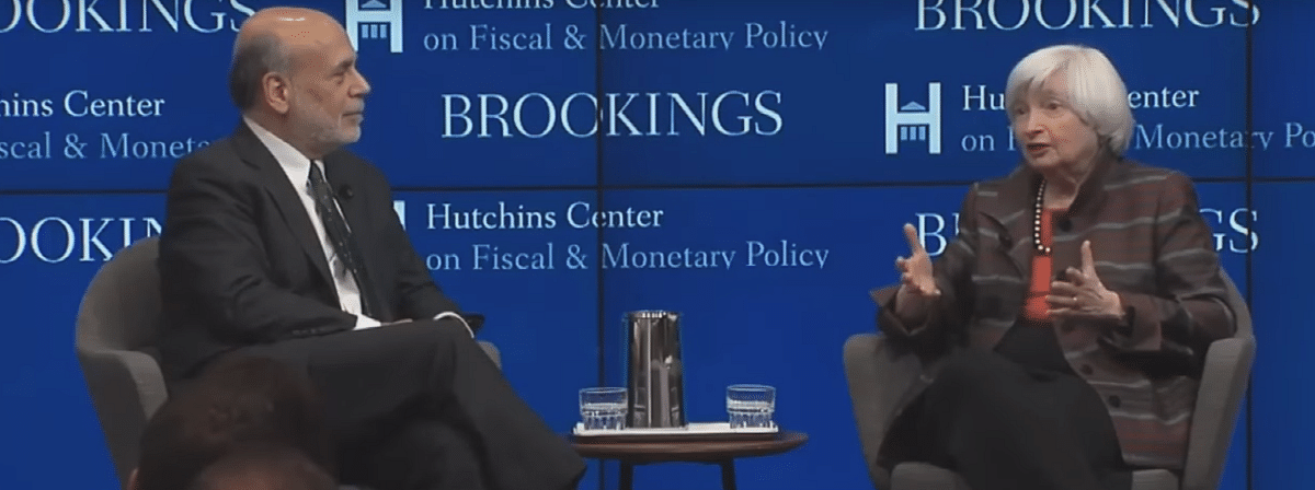 Well-Designed Fiscal Tightening Need Not Adversely Impact Economic Activity, Says Yellen