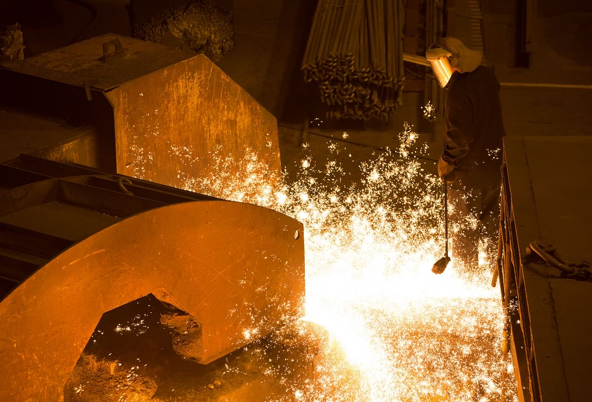 Made-in-America Steel Includes Mills Owned by Russians, Mexicans
