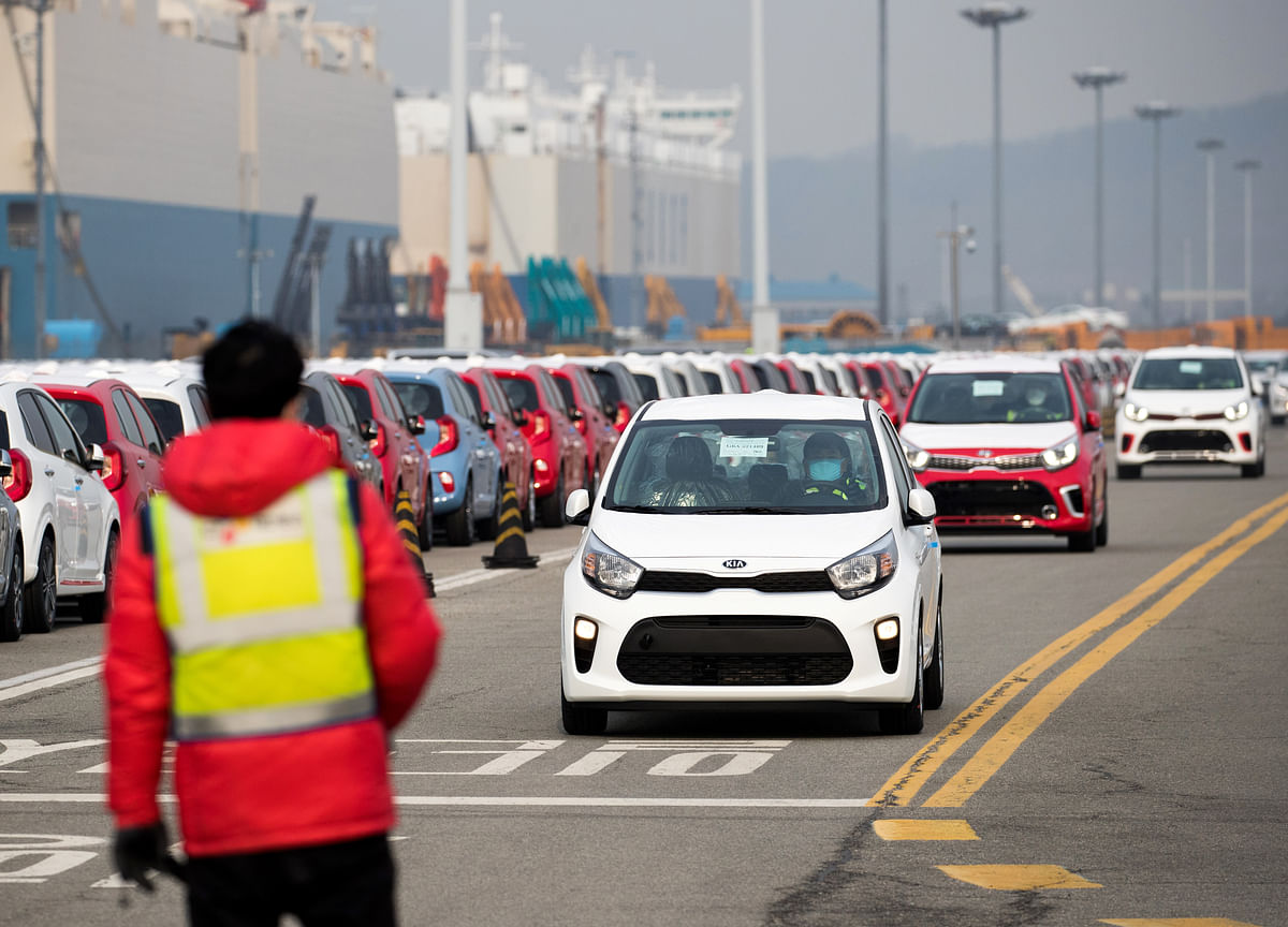 Kia Plans India Push With Small Cars After China, U.S. Sales Dip