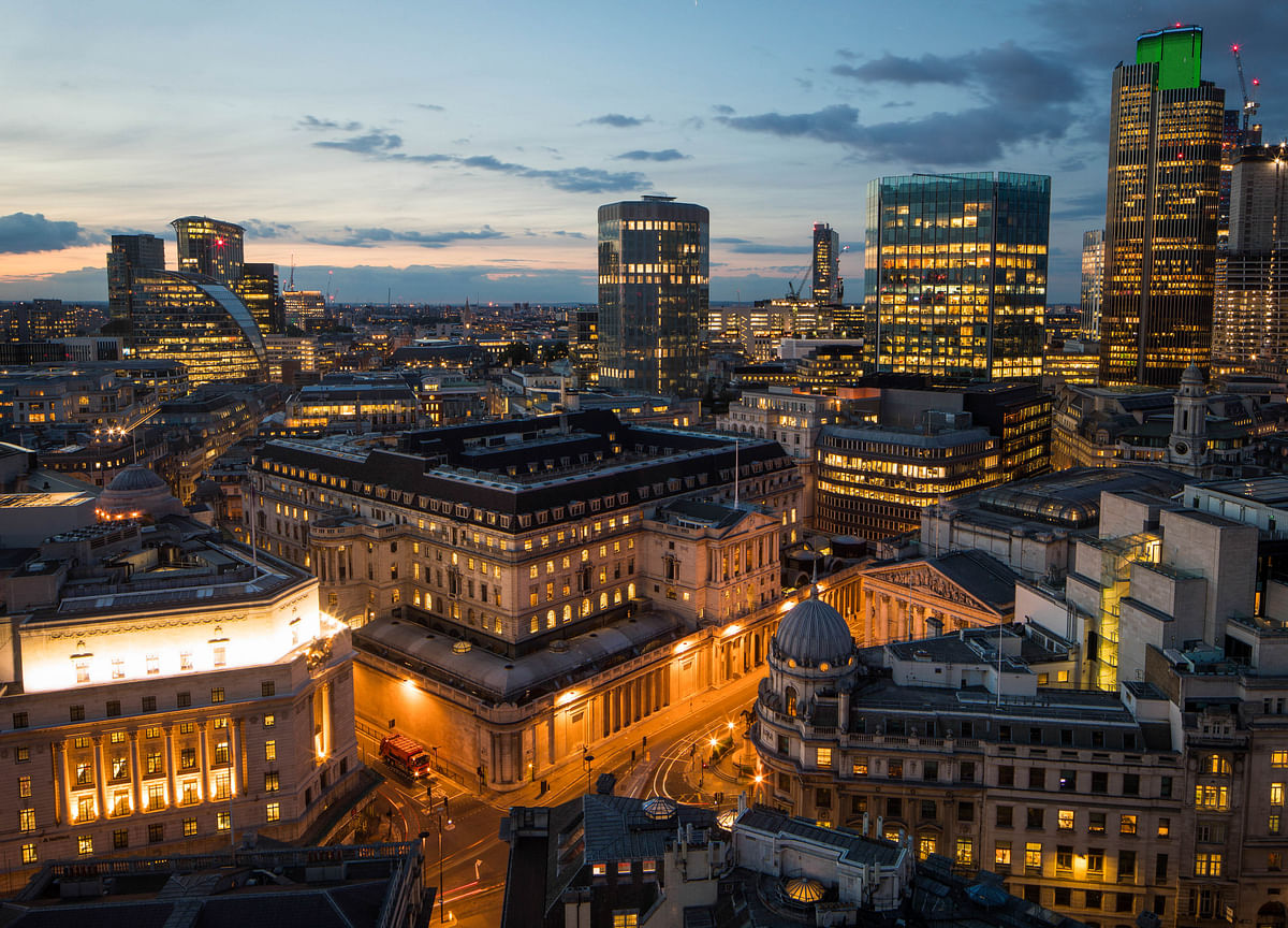 BOE Silence Tells Markets They're Right on Odds of May Rate Hike