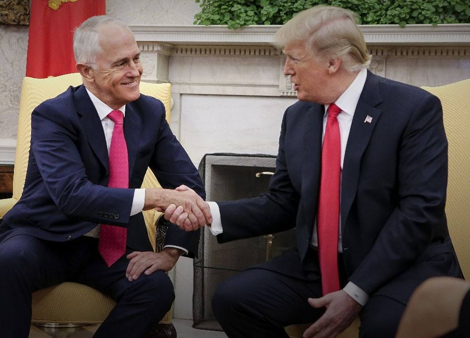 Trump Signals Exemption for Australia on New Metals Tariff
