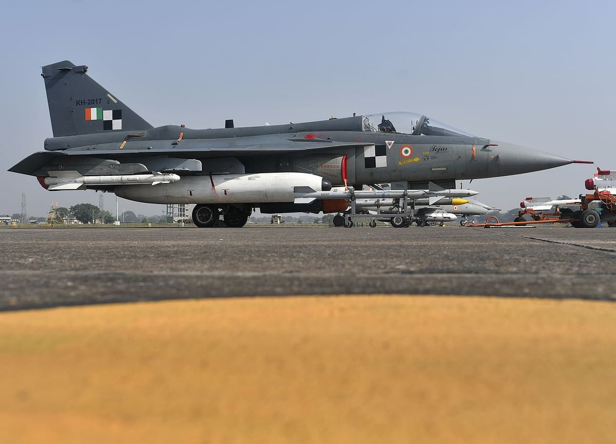 Hindustan Aeronautics Stock Gains Most Since August On Tejas Order