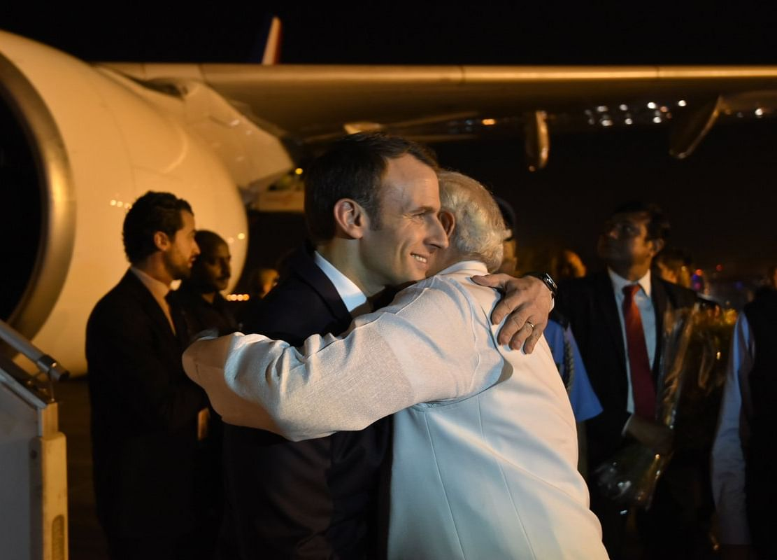 India, France To Deliberate Today On Boosting Defence Ties