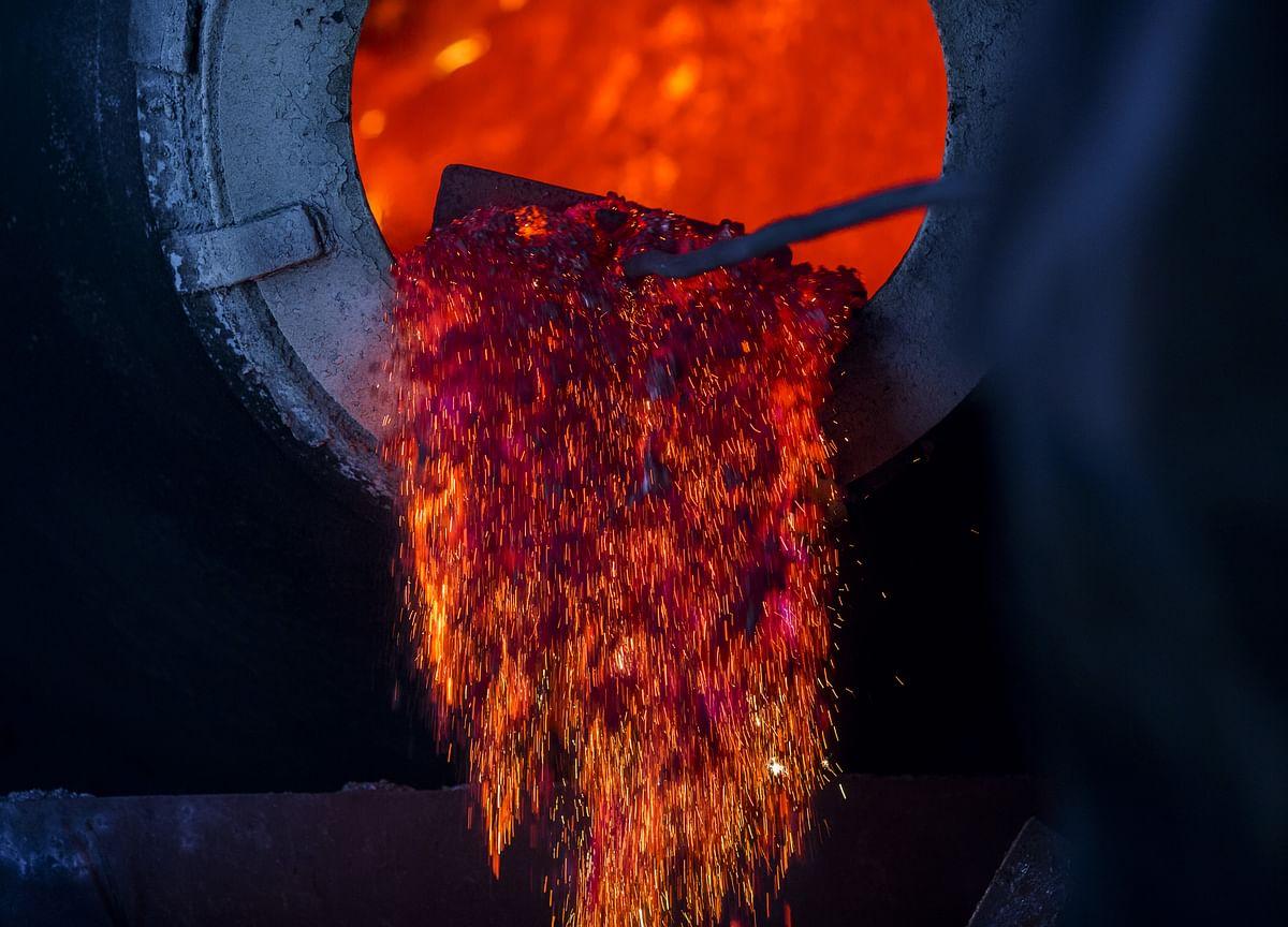 Metal Stocks in India Battered by Weak Earnings, Demand Woes