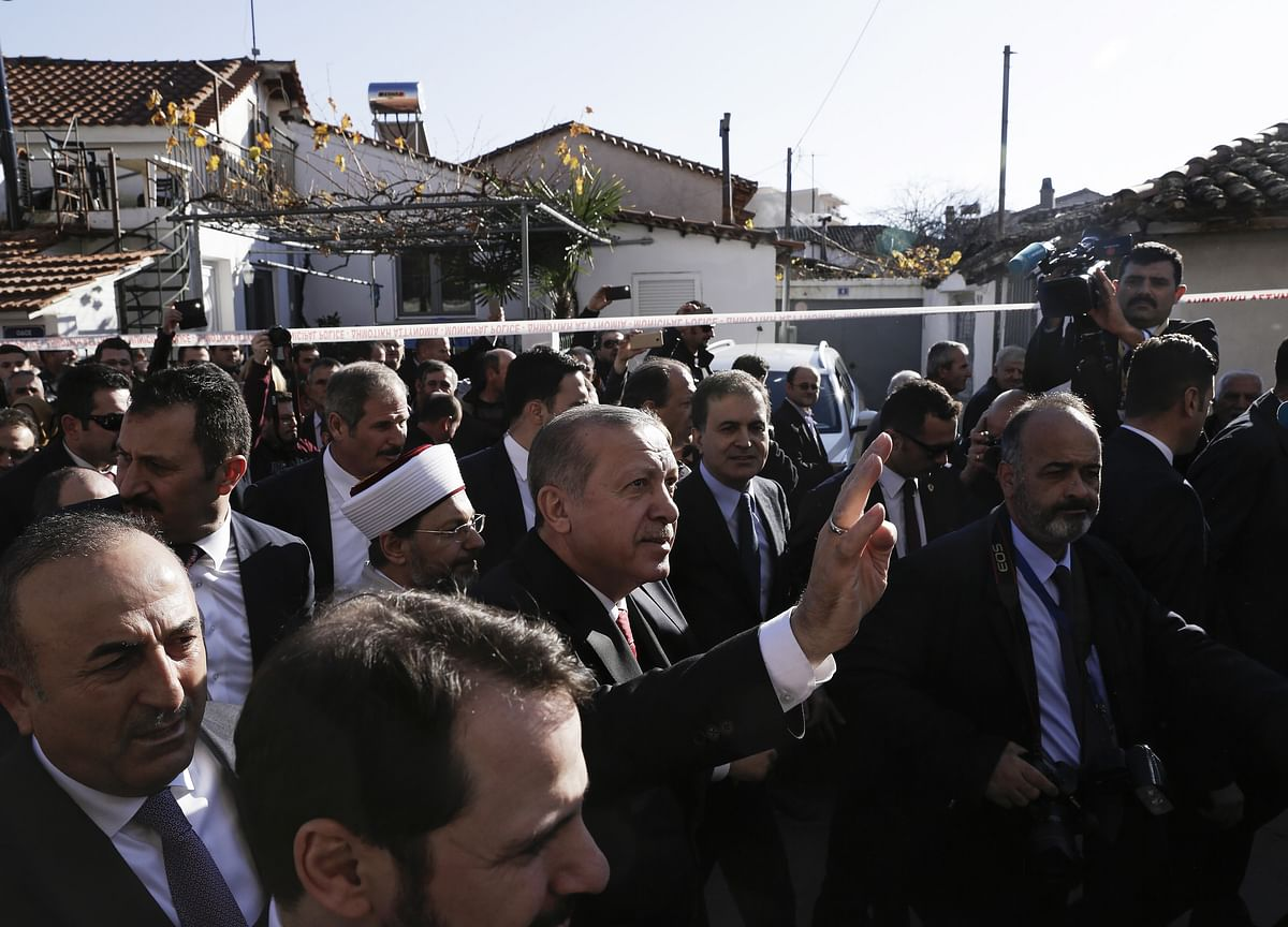 As a U.S. Ally, Turkey Is Turning Into the Next Pakistan