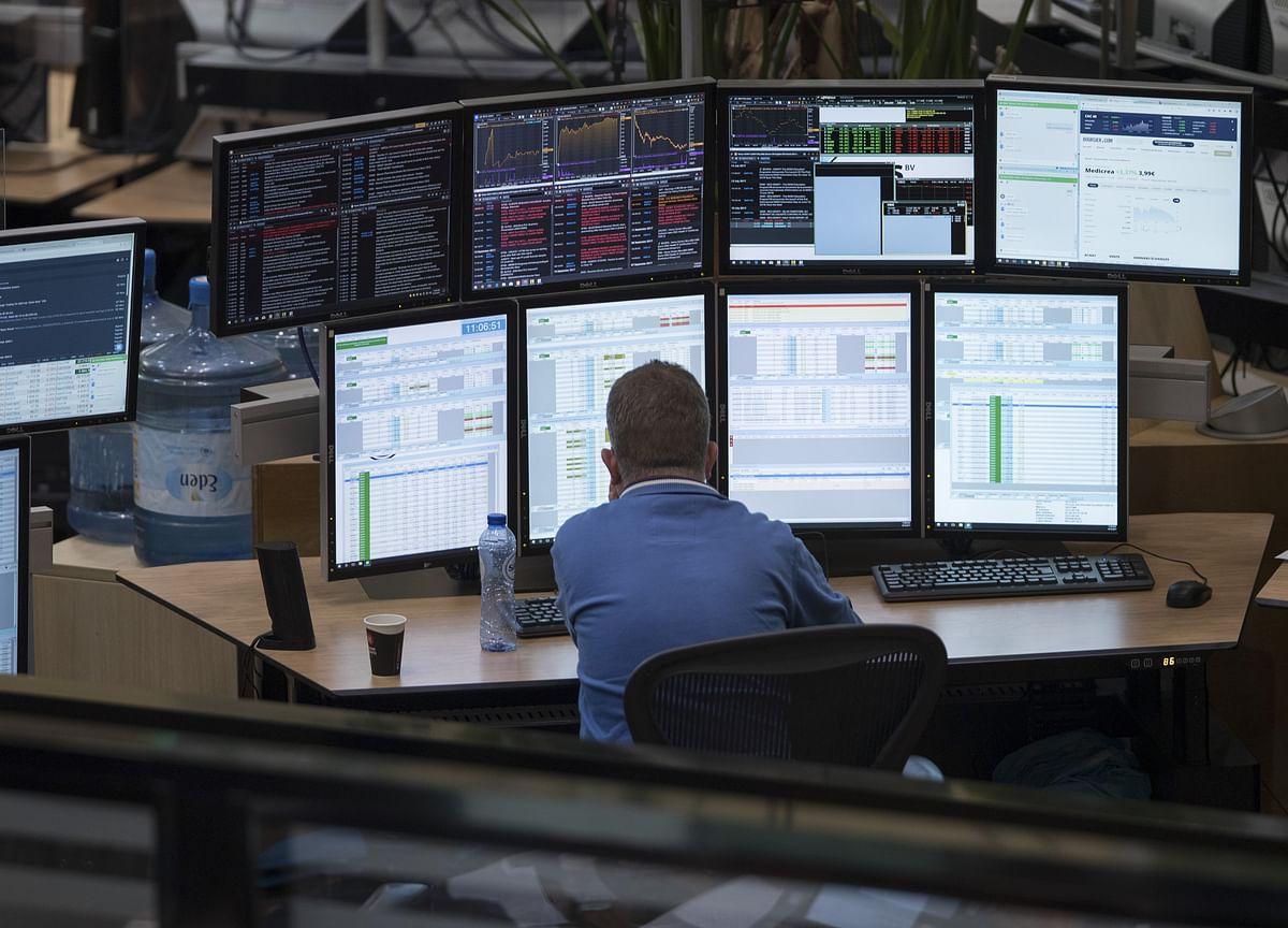 Sensex, Nifty End Lower As Weak Global Cues Weigh