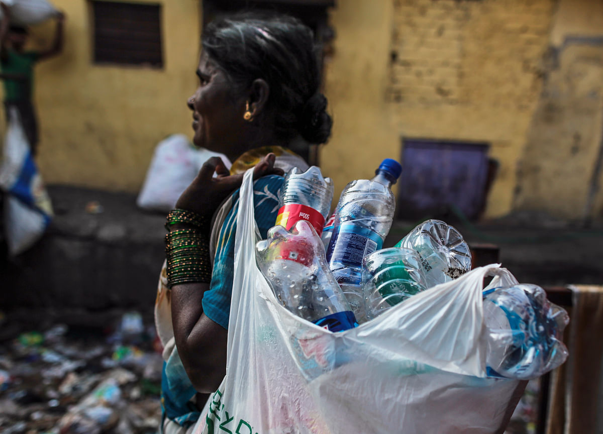 Railways To Recharge Phones Of Passengers Using Plastic Bottle Crushers At Stations