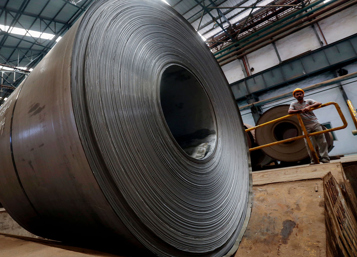 ArcelorMittal Surges as Steel Outlook Brightens, Debt Drops