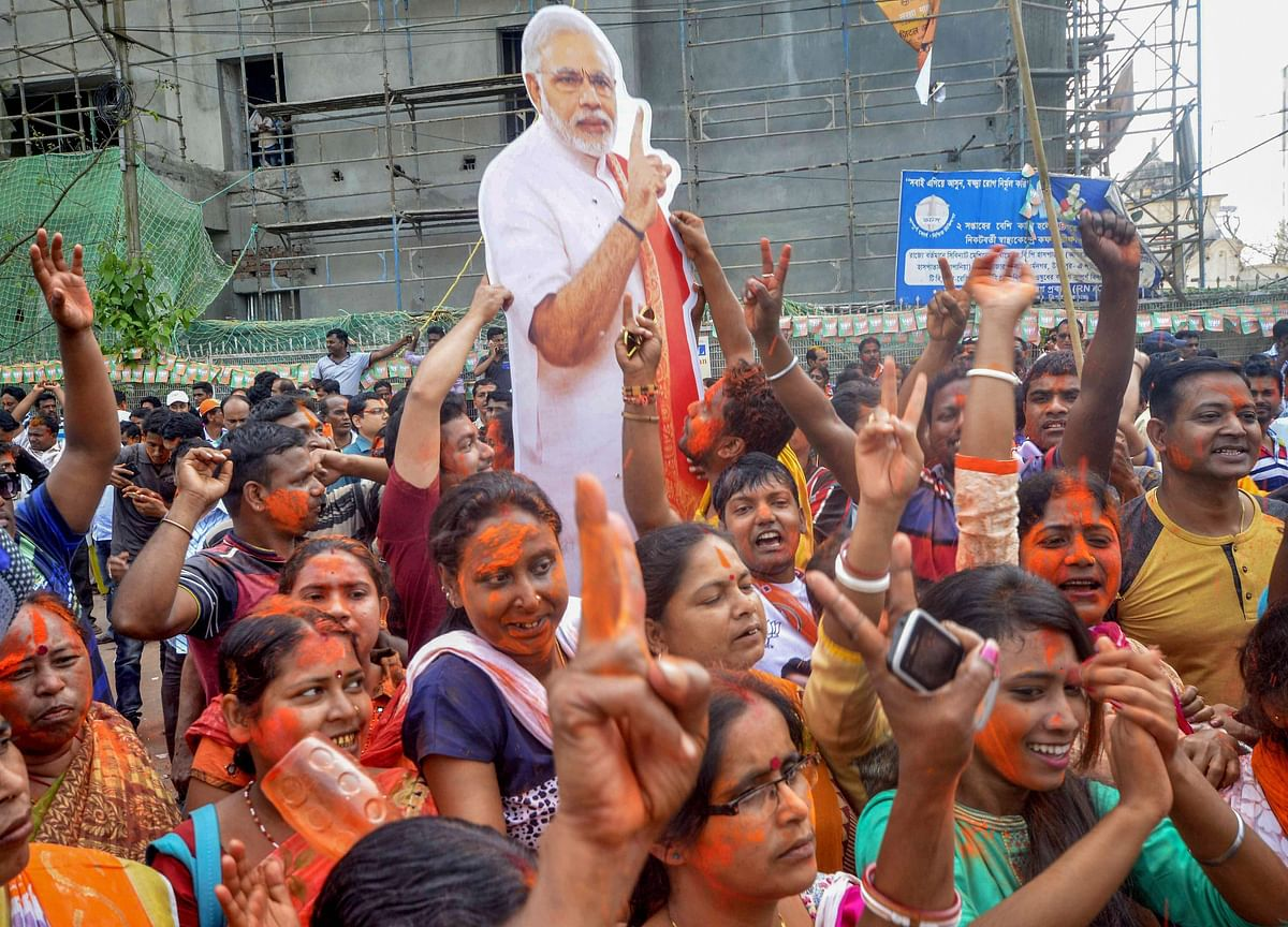 North-East Verdict New Ground For The BJP, But Not A New Wave