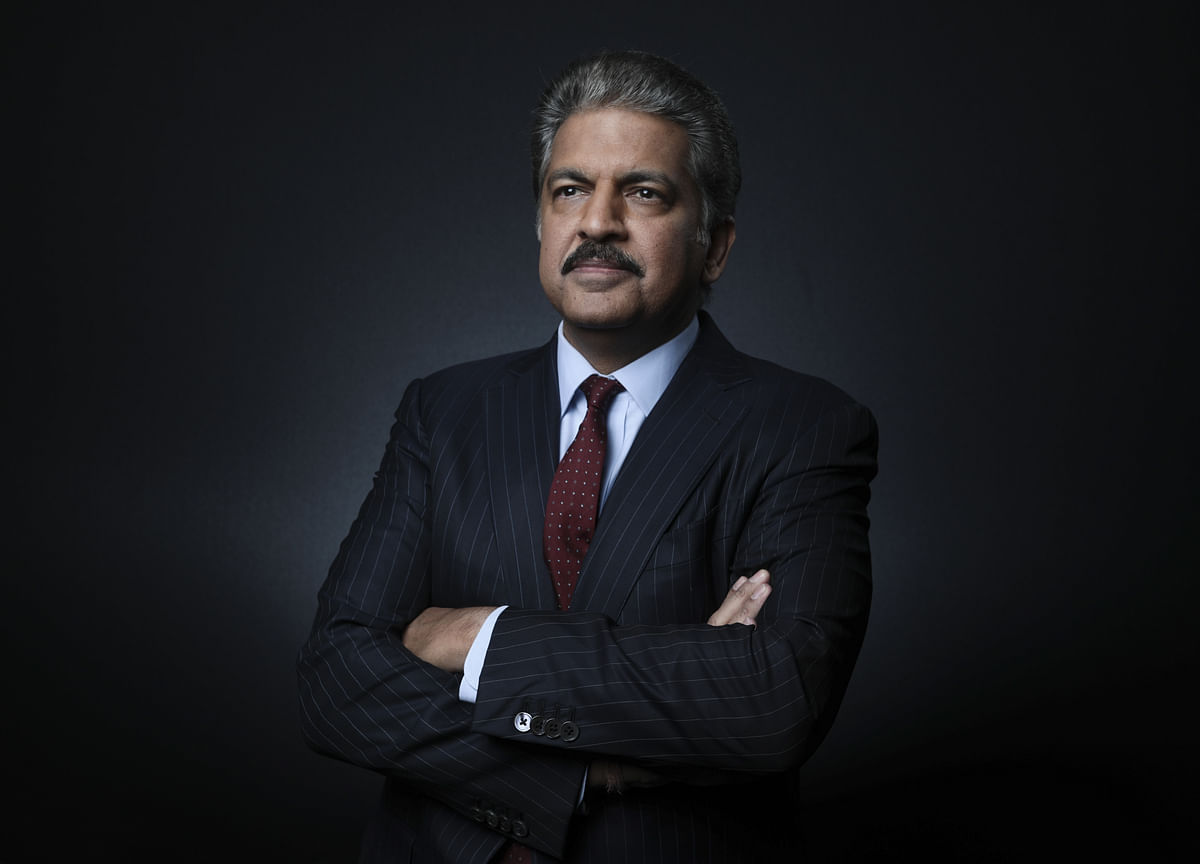 Davos 2019: Scared Of Protectionist Policies? Anand Mahindra Has A Way Out