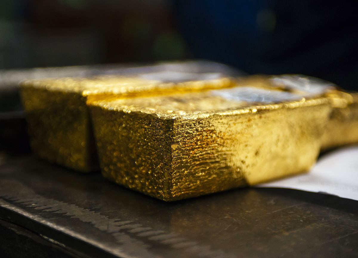 Gold Heads for the Longest Stretch of Gains in 8 Years