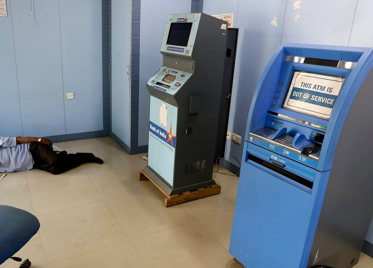Rising Costs, Stagnant Revenue Prompts Revolt From India's ATM Operators