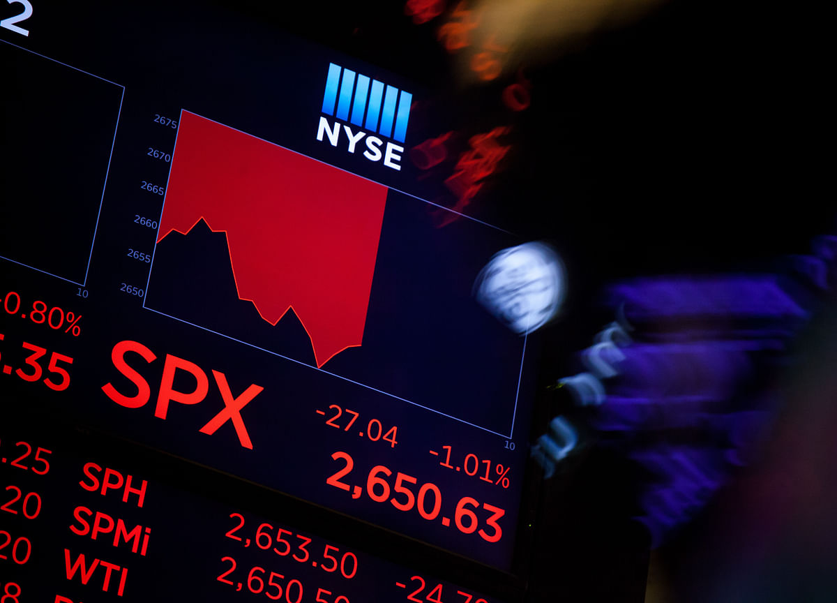Stock Bulls Warily Eye 2,855 With S&P 500 Nearing Powell Line