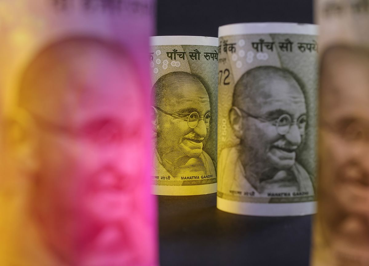 Edelweiss Pegs Rupee Year-End Target At 72/$