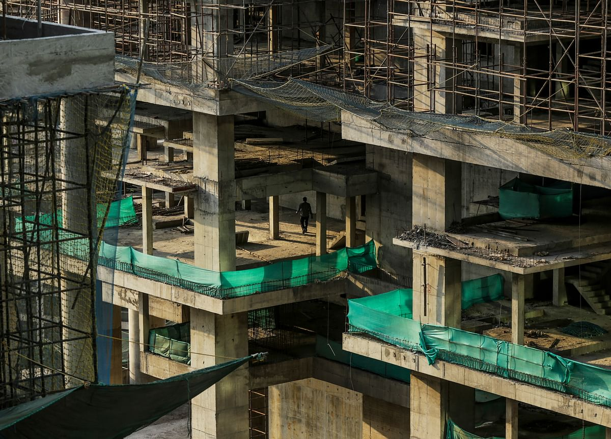 Realty Cash Crunch Is Risk for Struggling India Shadow Banks