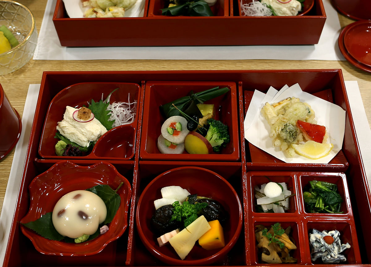 In Japan, Samurai Cuisine Is Racking Up Michelin Stars