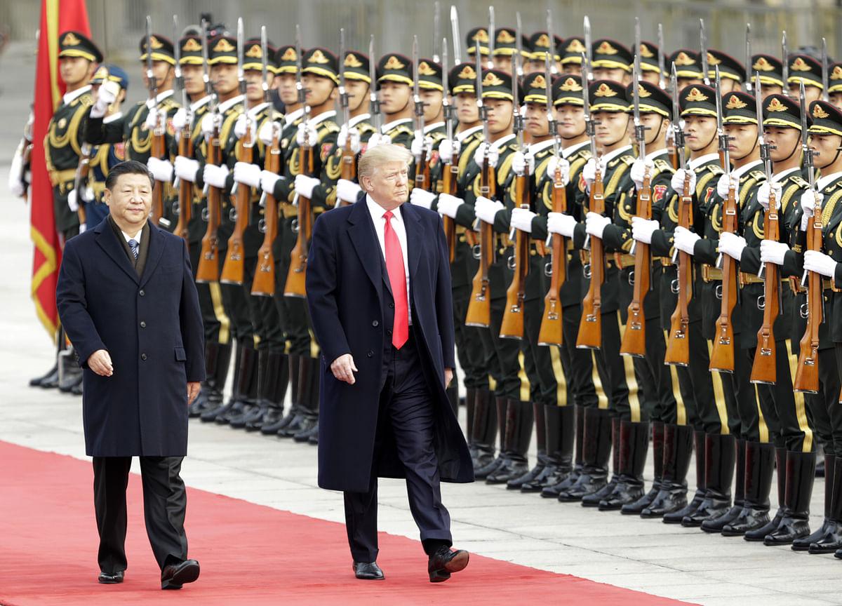 Trump Praises China's Xi's Trade Speech, Easing Tariff Tensions