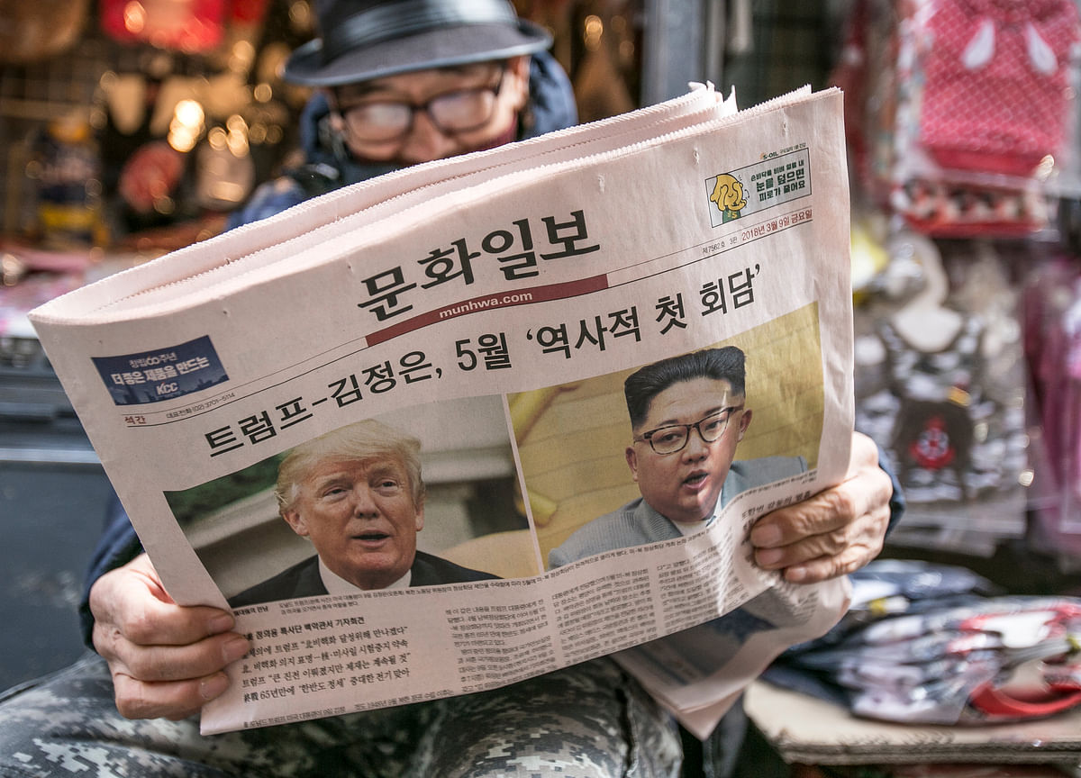 Trump and Kim Said to Consider Sweden, Switzerland for Meeting