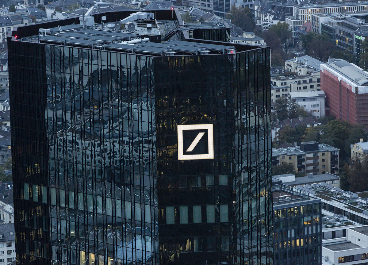Deutsche Bank Sees Merger by Mid-Year If All Else Fails