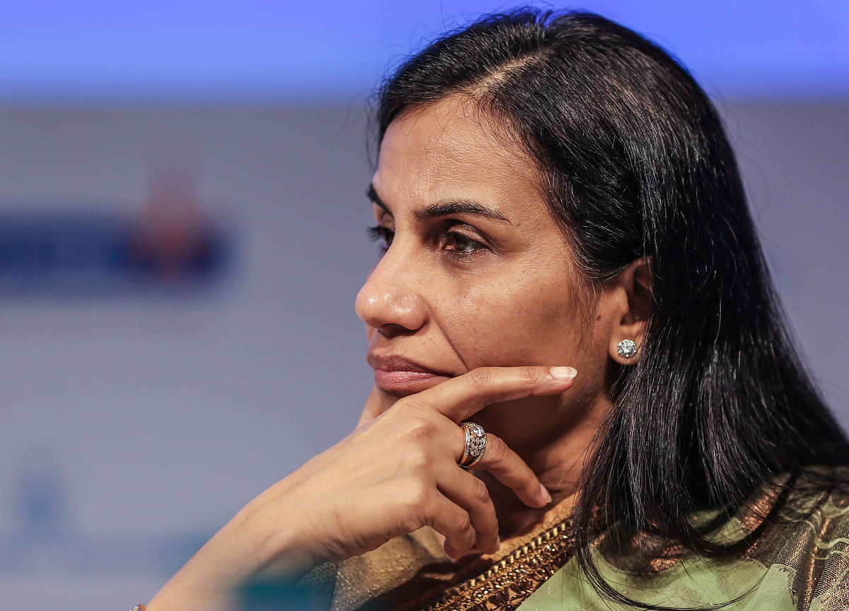 India Alleges Ex-ICICI CEO Got Illegal Benefit for Videocon Loan