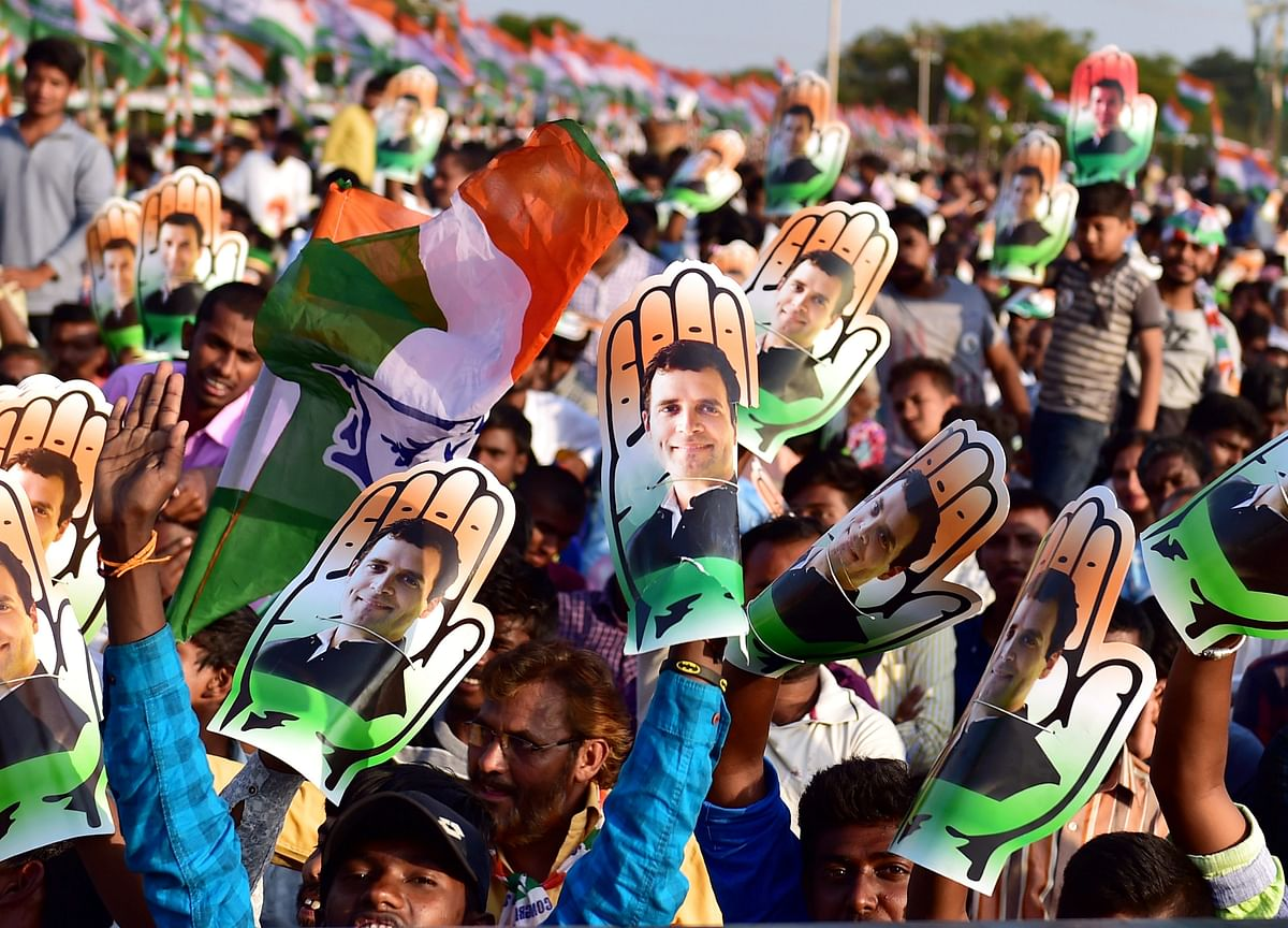 Rahul Gandhi To Hit Campaign Trail In Maharashtra With Rally In Dharavi On Sunday