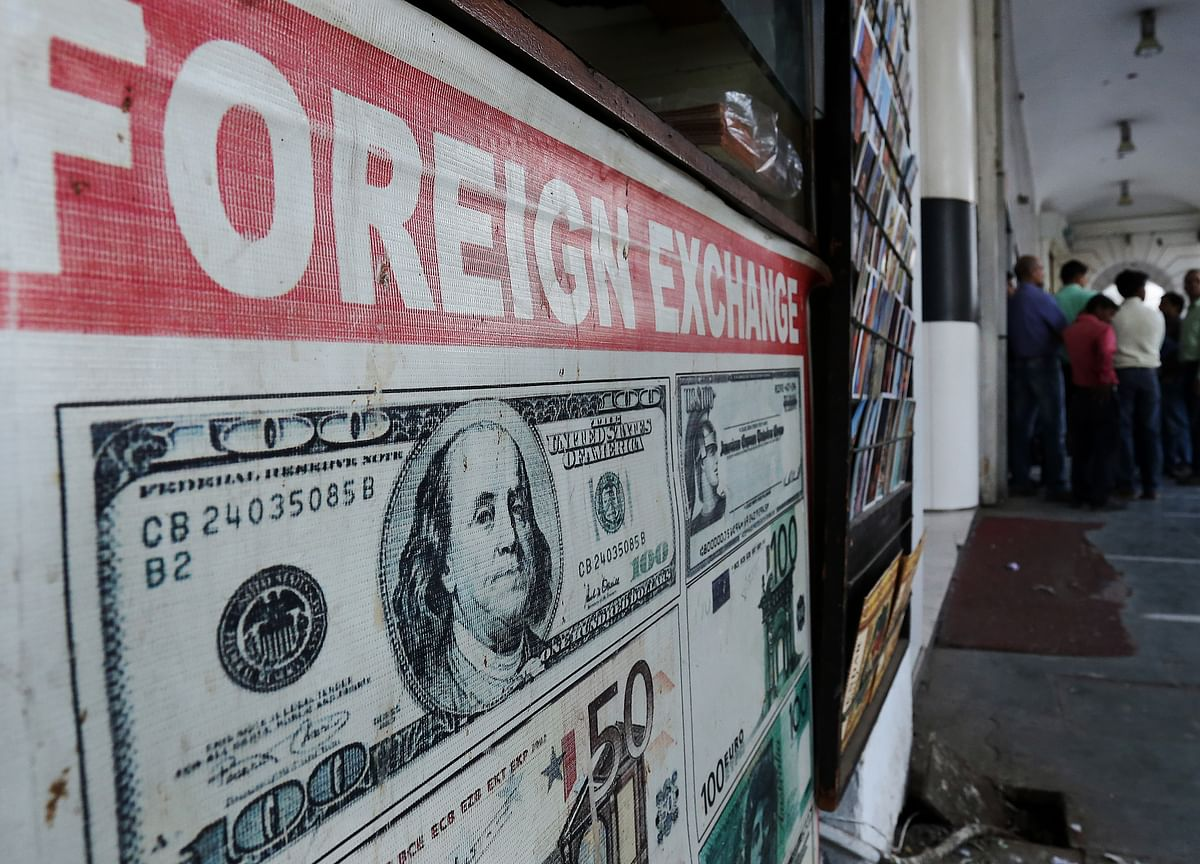 Forex Reserves Fall To $393.523 Billion In Week Ended Oct.19
