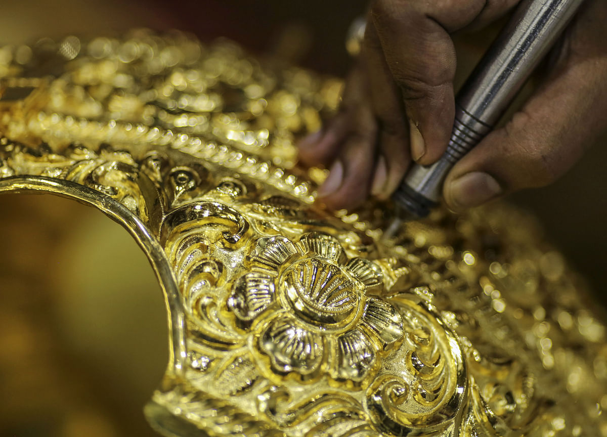 Gold Imports by India Are Said to Slump Before Key Day for Sales