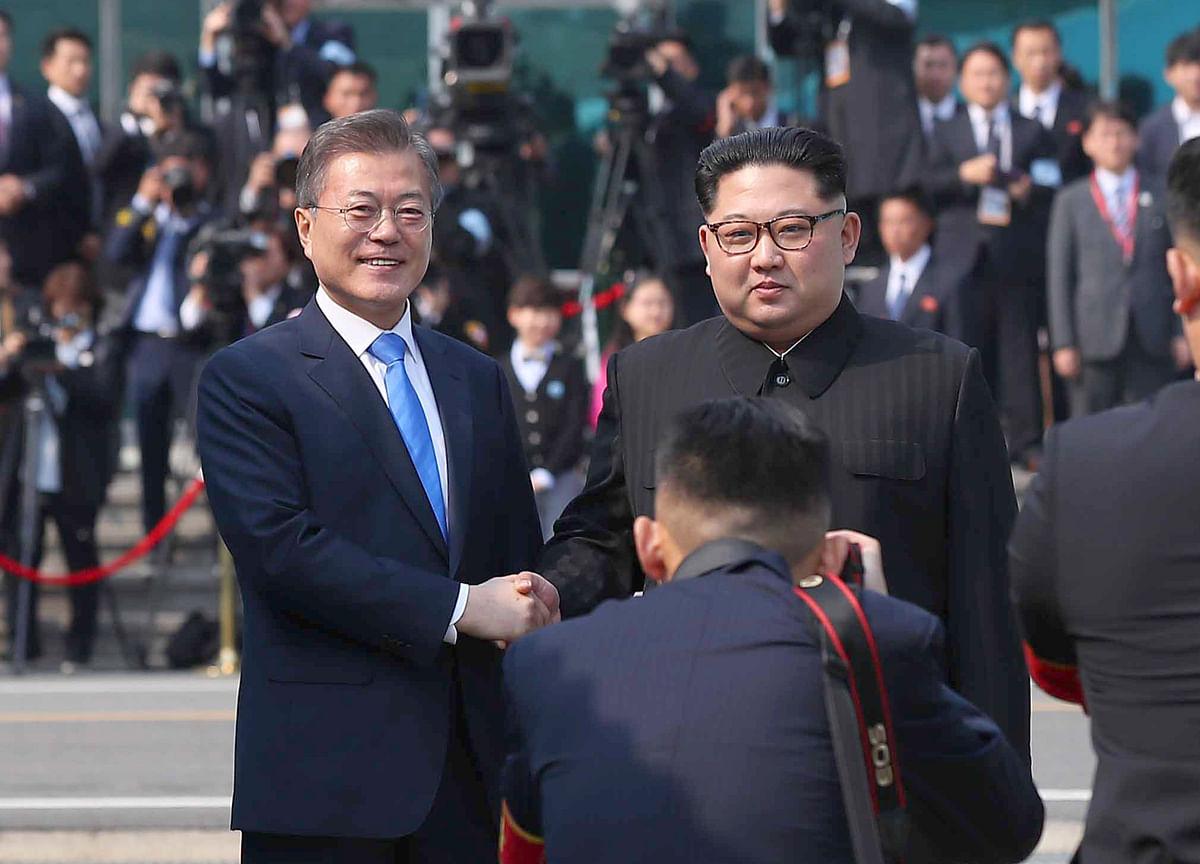 South Korea's Moon Becomes Kim Jong Un's Top Spokesman at UN