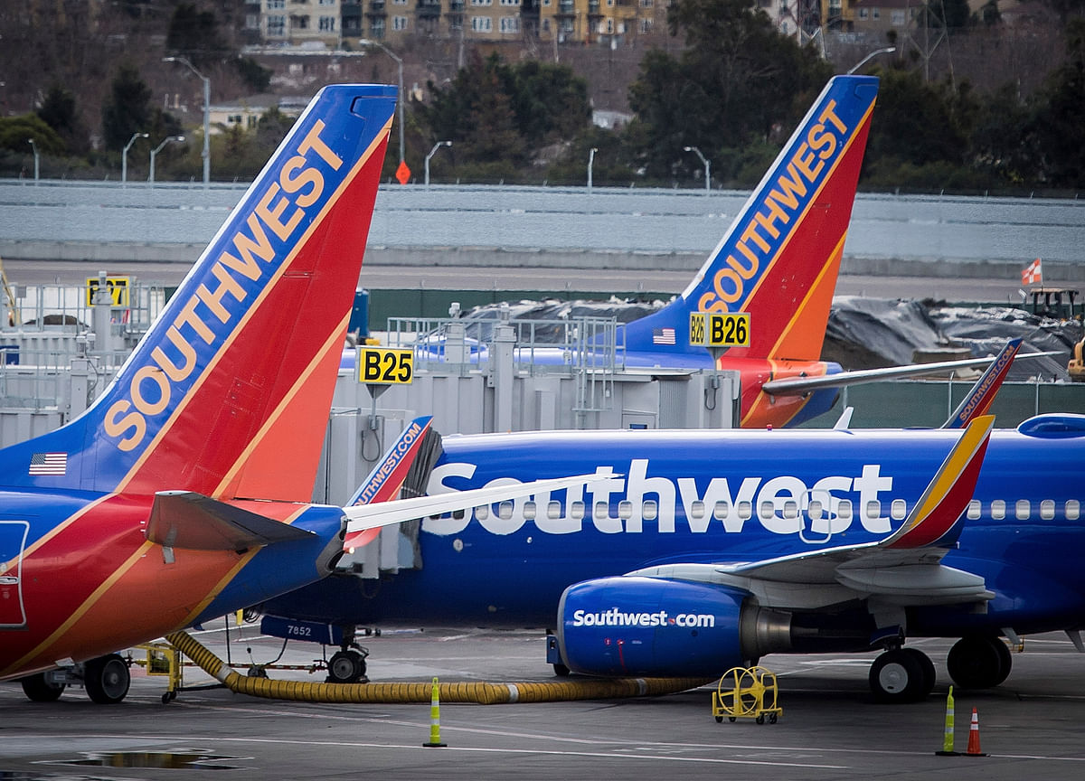 Southwest Air Hit With $3.9 Million Fine for Weight Breaches