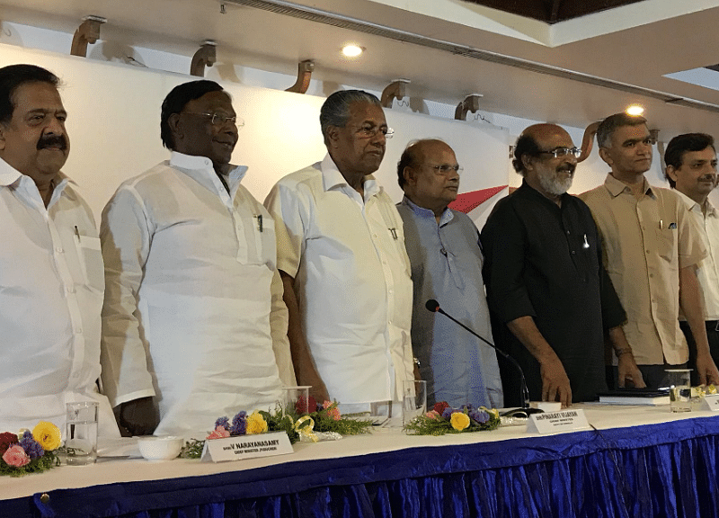 Six States Oppose Terms Of Reference Of 15th Finance Commission