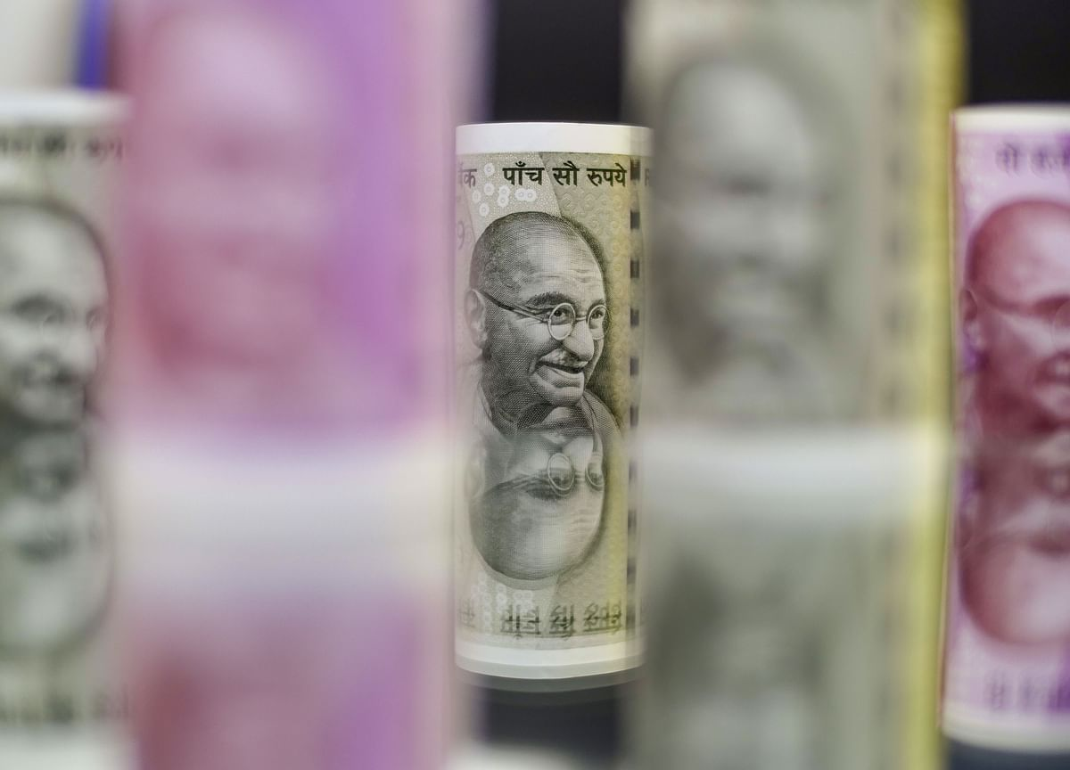 Rupee Hits 70/$-Mark For First Time