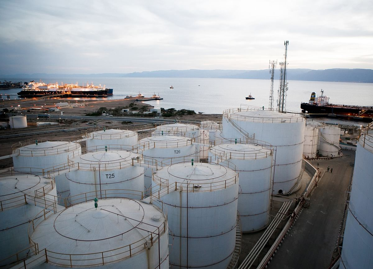 Oil Charts Show Markets Thrown Into Disarray After Saudi Attacks