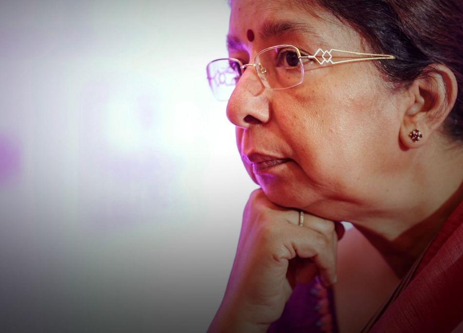 Axis Bank's Shikha Sharma Wants New Term Cut Short
