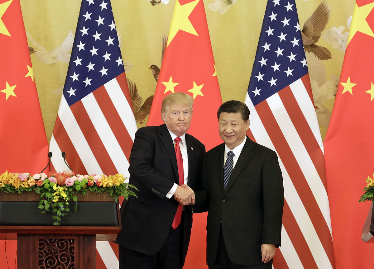 Trump's Xi Tweet Gives Traders a Straw to Grasp