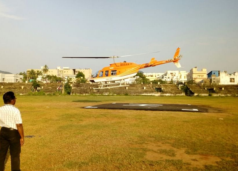 ONGC Board Approves Sale Of Entire Pawan Hans Stake