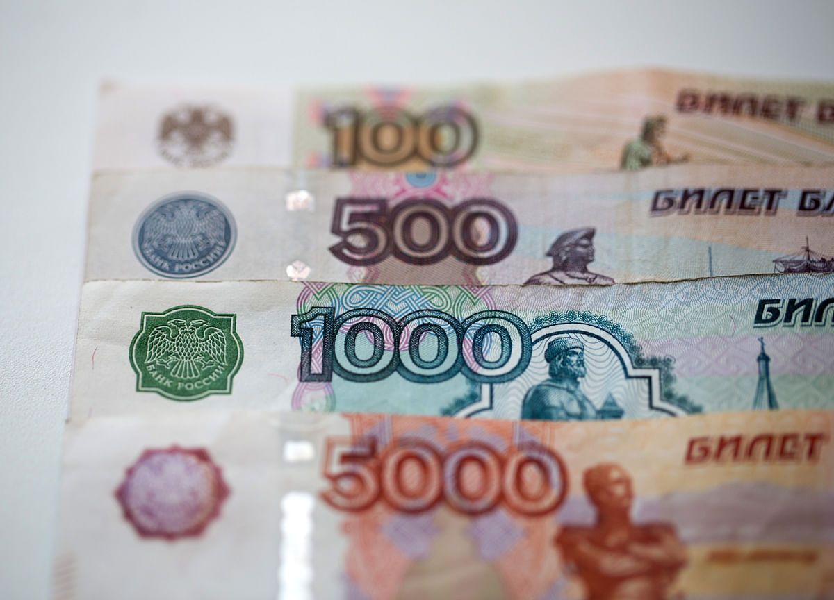 Ruble May Recover in `Matter of Days,' Says Top Forecaster