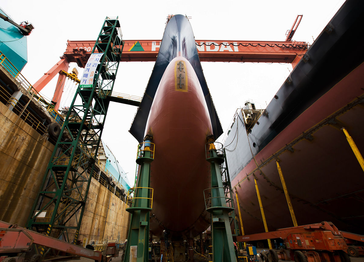 Garden Reach Shipbuilders Q4 Review - Execution Pickup Expected In FY22E: ICICI Securities