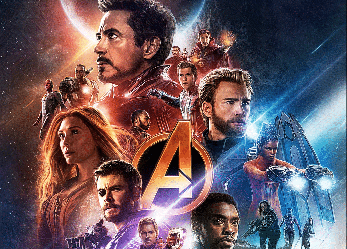'Avengers: Infinity War' Arrives in Bet That More Is More