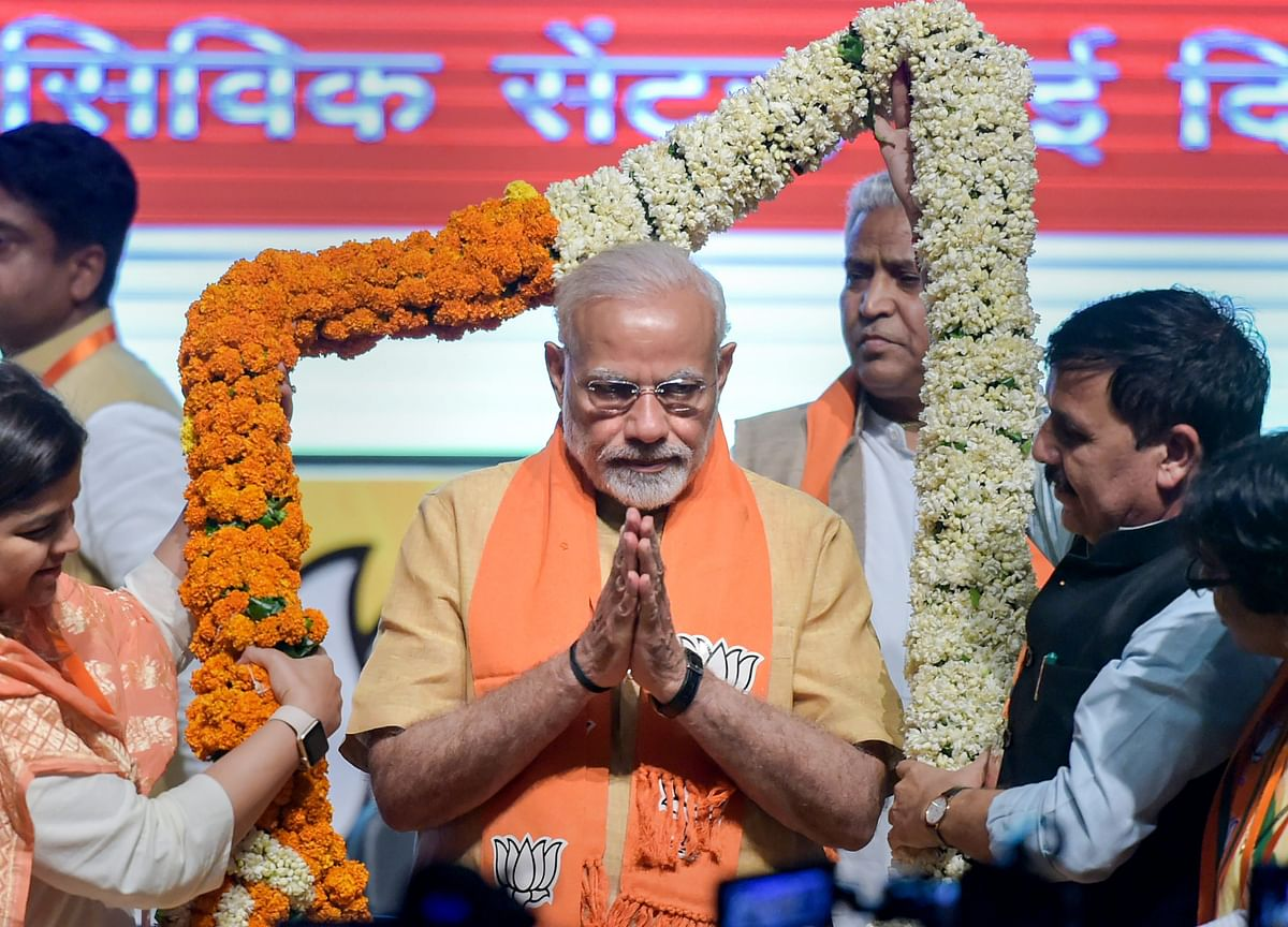Relentless Oil Rally Has Become Modi's Big Opponent Ahead Of 2019 Polls