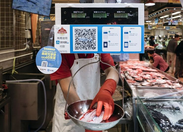 Alipay's Push Into Western Banks' Turf Kicks Off in Hong Kong