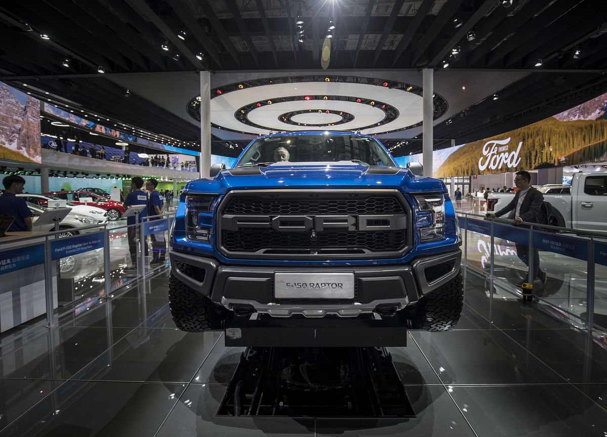 Ford F-150 Truck Shutdown Is Said to Last at Least Another Week