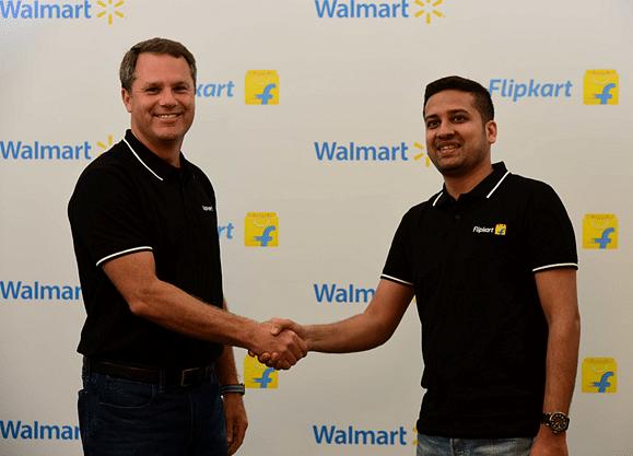 Income Tax Department Probing Tax Issues In Walmart-Flipkart Deal