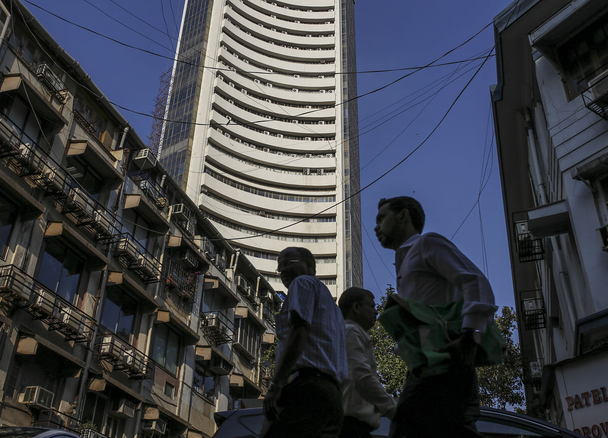 Sensex, Nifty End Lower For Second Day