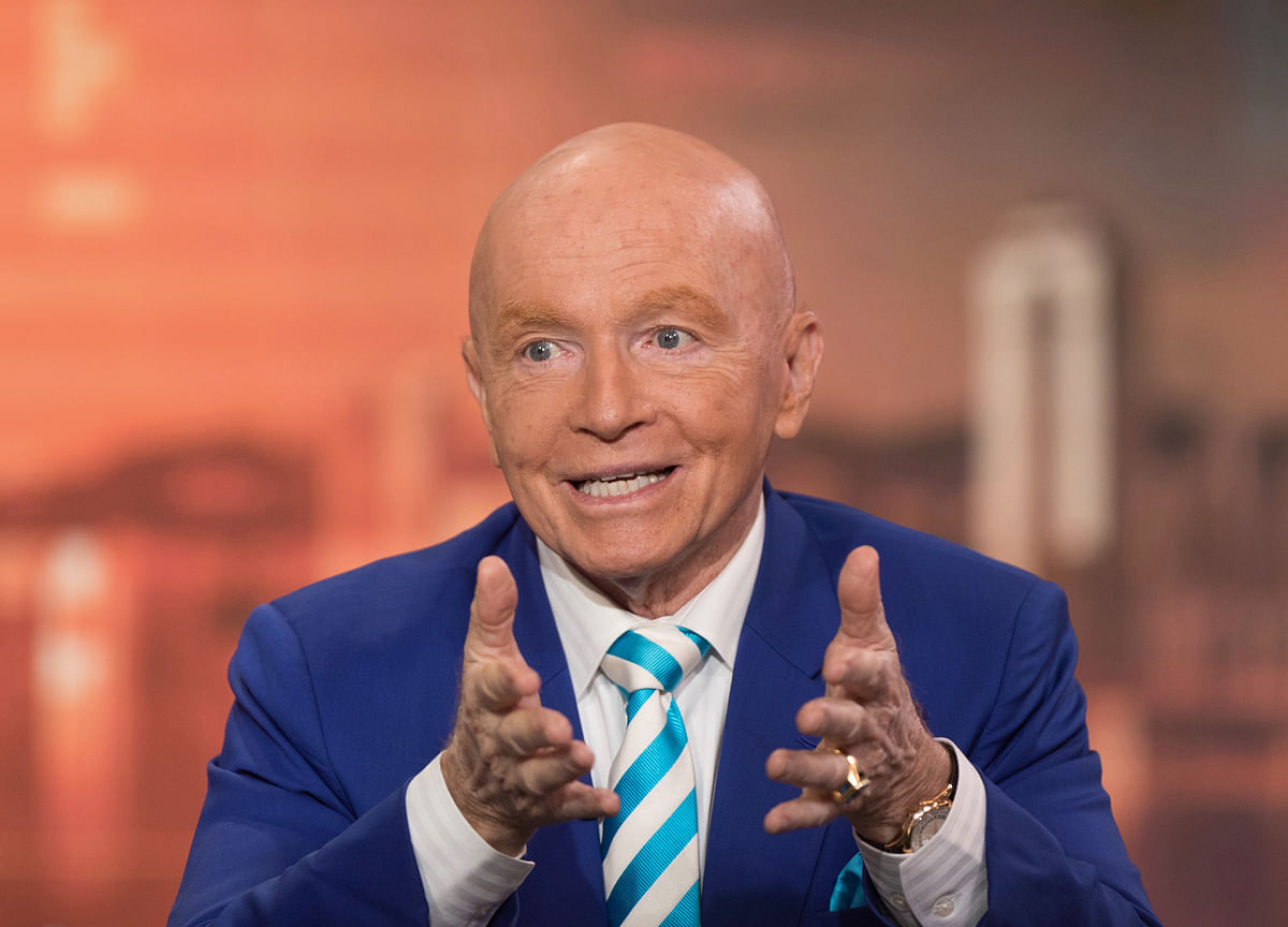 Mark Mobius Says Biden Bad for U.S. Equities, Good for Others