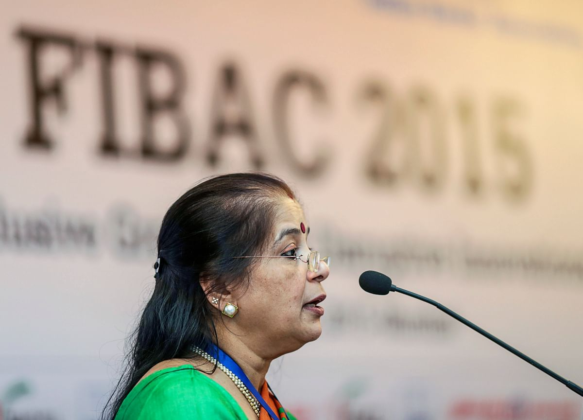 Allahabad Bank Divests CEO Usha Ananthasubramanian Of All Powers