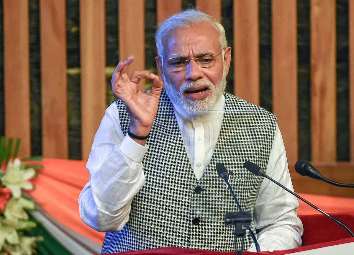 Yawning Deficits to World-Beating Growth Punctuate Modi's Rule
