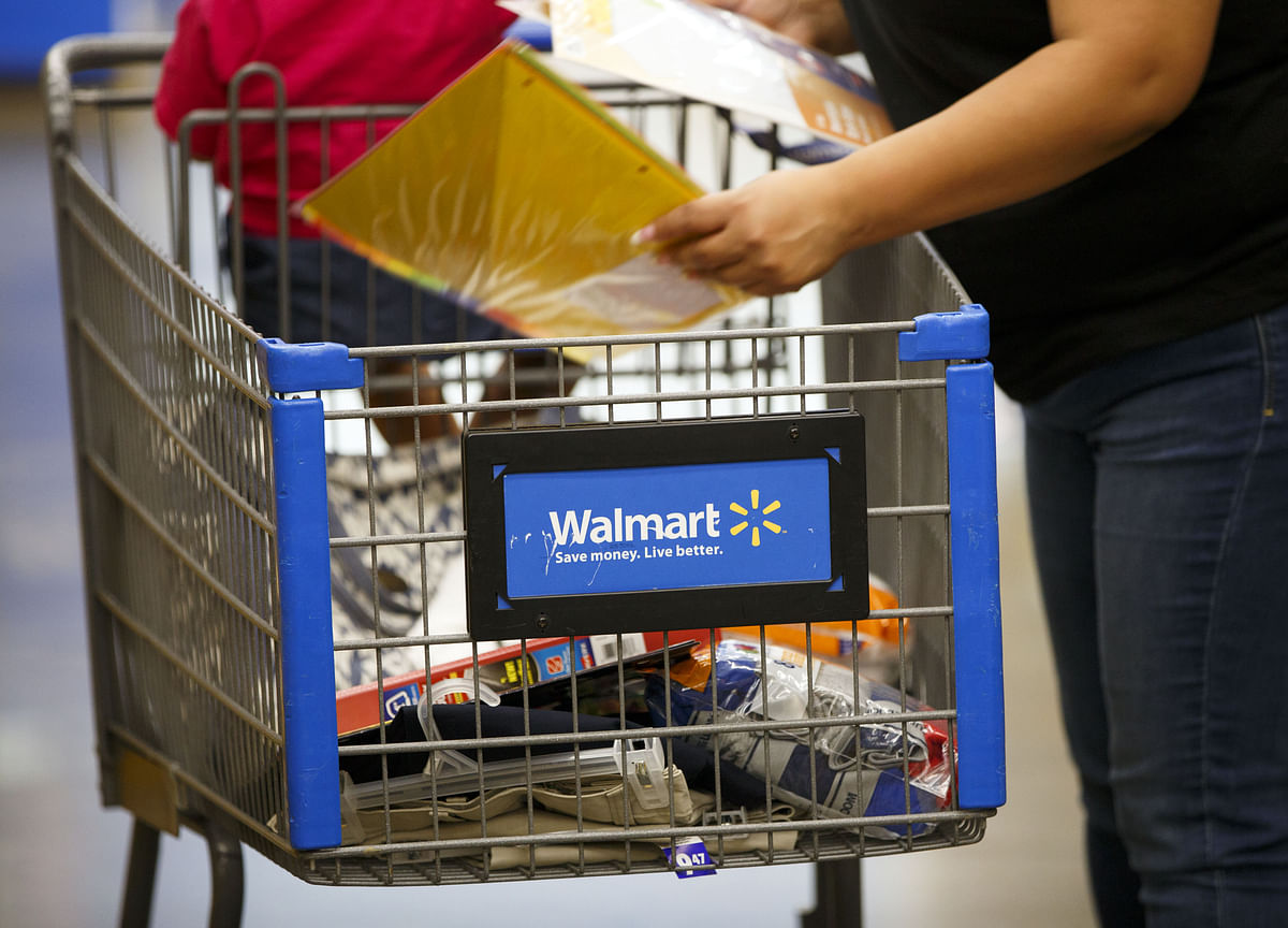Walmart Bounces Back WithBest Sales in More Than a Decade