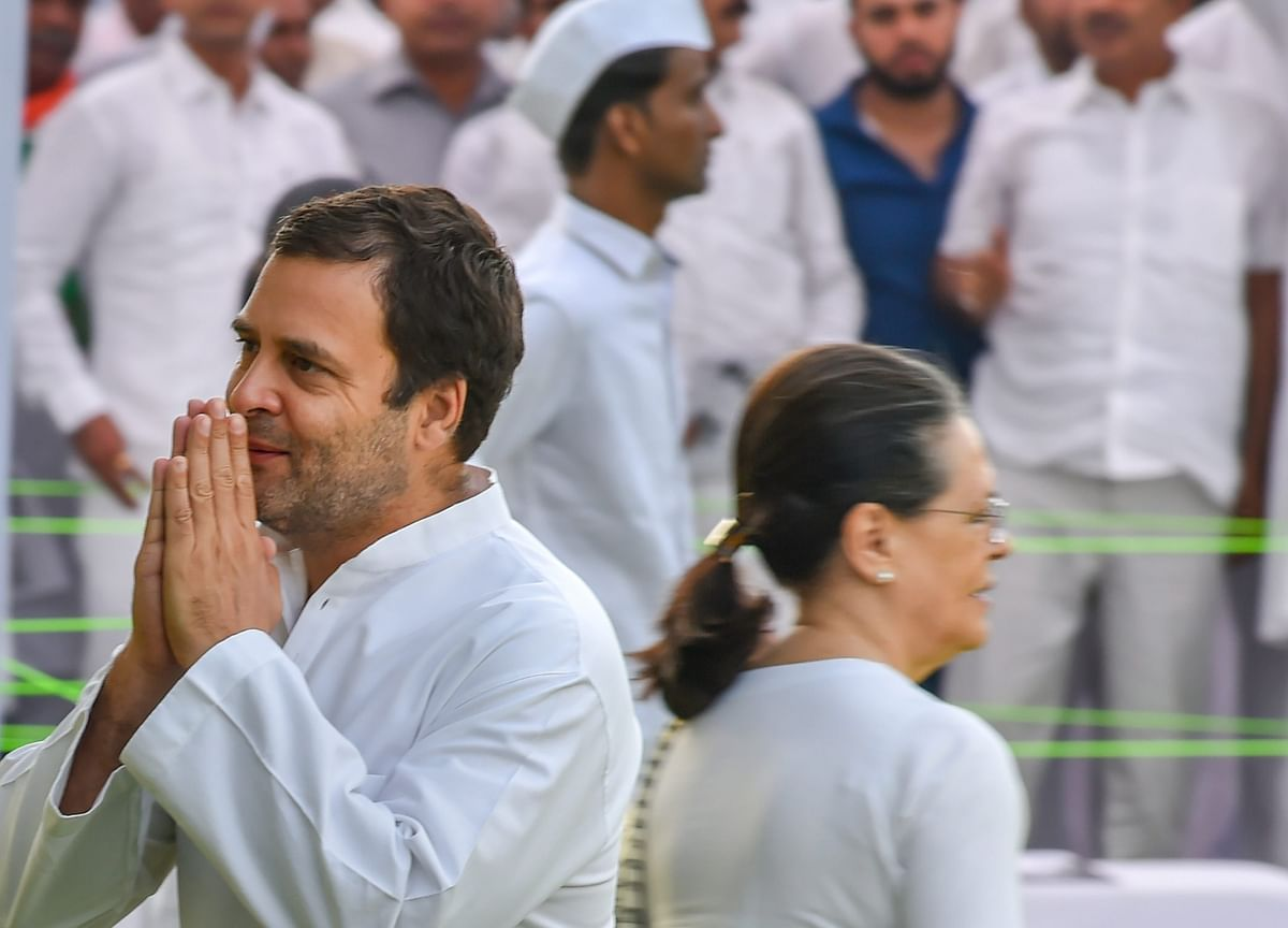 Empty Coffers Hinder India Congress Party's Plans to Topple Modi