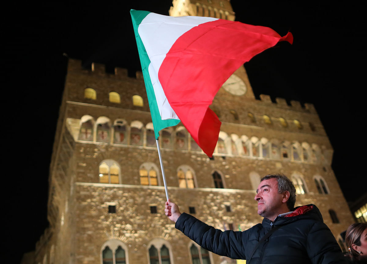 Italy a Submerging Market as Borrowing Costs Exceed Indonesia's
